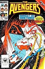 The Avengers 260 (October 1985)