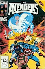 The Avengers 261 (November 1985)