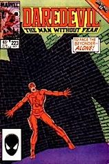 Daredevil 223 (October 1985)