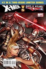 X-Men vs. Agents of Atlas 2 (January 2010)