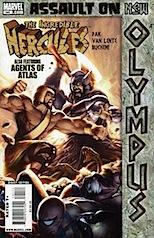The Incredible Hercules 141 (April 2010)