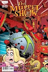 The Muppet Show: The Treasure of Peg-Leg Wilson 4 (October 2009)