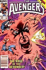 The Avengers 265 (March 1986)