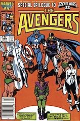 The Avengers 266 (April 1986)