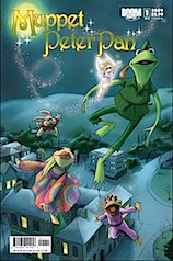 Muppet Peter Pan 1 (August 2009)