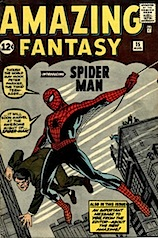 Amazing Fantasy 15 (August 1962)