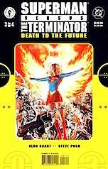 Superman vs. the Terminator: Death To The Future 3 (Feburary 2000)