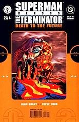 Superman vs. the Terminator: Death To The Future 2 (January 2000)