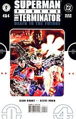 Superman vs. the Terminator: Death To The Future 4 (March 2000)