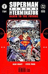 Superman vs. the Terminator: Death To The Future 1 (December 1999)
