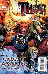 Thor: Tales of Asgard 4 (August 2009)