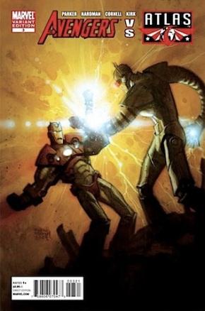 Avengers vs. Atlas 3 (May 2010)