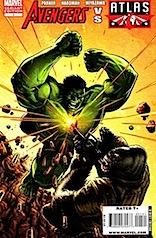 Avengers vs. Atlas 1 (March 2010)