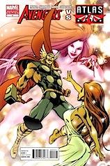 Avengers vs. Atlas 4 (June 2010)