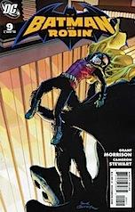 Batman and Robin 9 (April 2010)