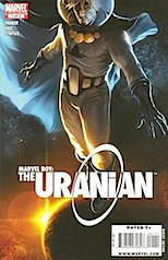 Marvel Boy: The Uranian 1 (March 2010)