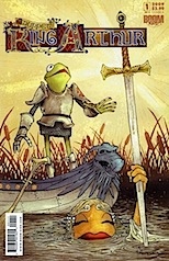 Muppet King Arthur 1 (December 2009)