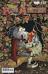 Muppet King Arthur 2 (January 2010)