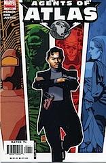 Agents of Atlas 1 (October 2006)