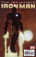 The Invincible Iron Man 3 (September 2008)