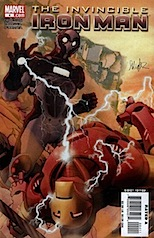 The Invincible Iron Man 4 (October 2008)