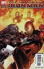 The Invincible Iron Man 6 (December 2008)