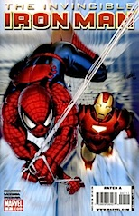 The Invincible Iron Man 7 (January 2009)