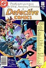 Detective Comics 500 (March 1981)