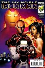 The Invincible Iron Man 5 (November 2008)