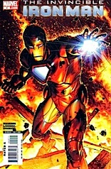 The Invincible Iron Man 2 (August 2008)
