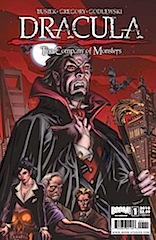 Dracula: The Company of Monsters 1 (August 2010)