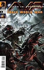 Aliens vs. Predator: Three World War 1 (January 2010)