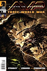 Aliens vs. Predator: Three World War 2 (February 2010)