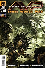 Aliens vs. Predator: Three World War 3 (April 2010)