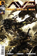 Aliens vs. Predator: Three World War 4 (May 2010)