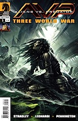 Aliens vs. Predator: Three World War 5 (July 2010)