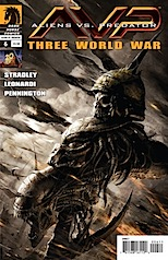 Aliens vs. Predator: Three World War 6 (September 2010)