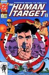 Human Target Special 1 (November 1991)