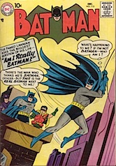 Batman 112 (December 1957)
