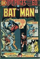 Batman 259 (November-December 1974)