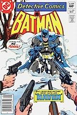 Detective Comics 514 (May 1982)