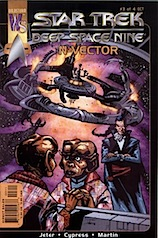 Star Trek: Deep Space Nine - N-Vector 3 (October 2000)