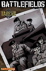 Battlefields: The Tankies 1 (April 2009)