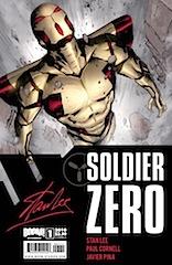 Soldier Zero 1 (October 2010)
