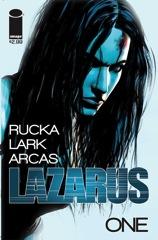 Lazarus rucka lark image comics