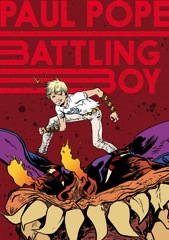 Battling boy cover