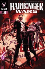 Harbinger Wars 4