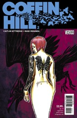 Coffin Hill 2 Cover