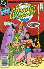 The Legend of Wonder Woman #3