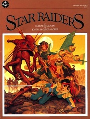 DC Graphic Novel #1 - Star Raiders